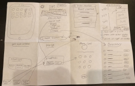 4. student wireframe